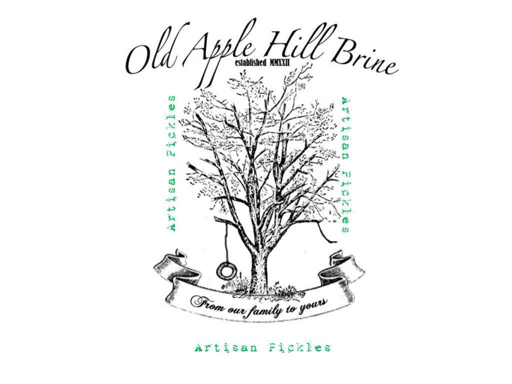 Old Apple Hill Brine | Artisan Pickles's video poster