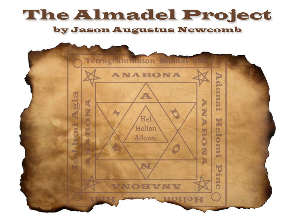 The Almadel Project: Creating a True Magical Relic's video poster
