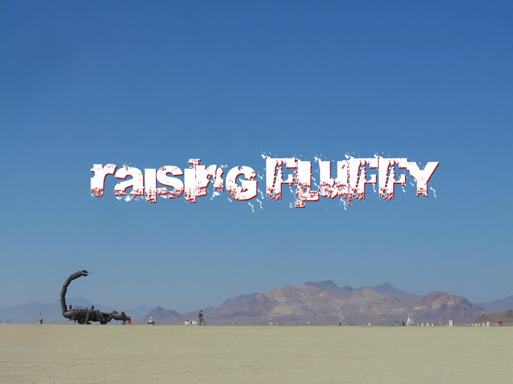 Raising Fluffy: The Creation of the Scorpion Art Car's video poster