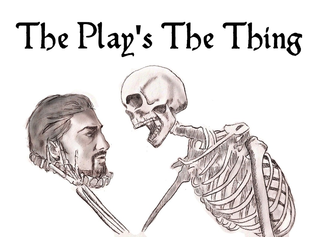 The Play's The Thing - A Shakespearean RPG's video poster