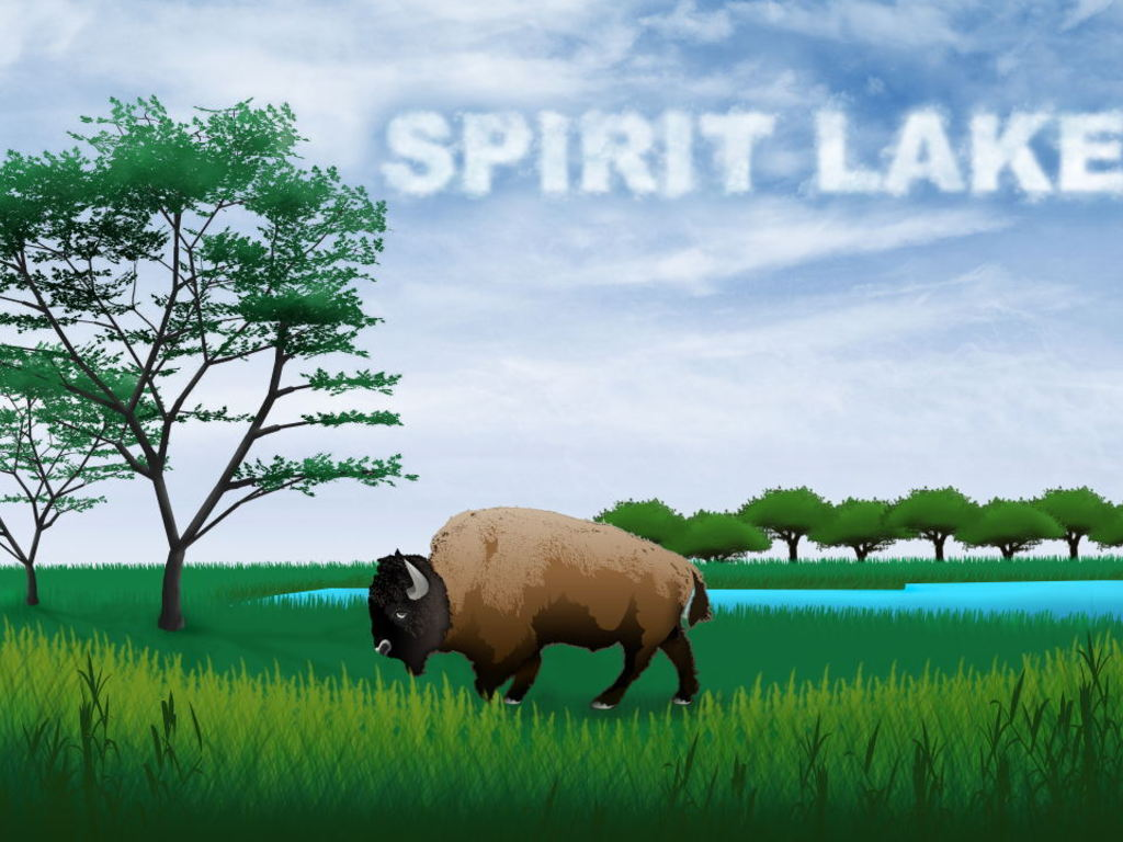 Spirit Lake: The Game's video poster