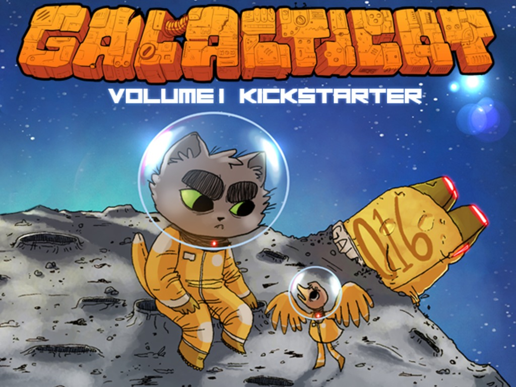 Galacticat: Volume 1's video poster