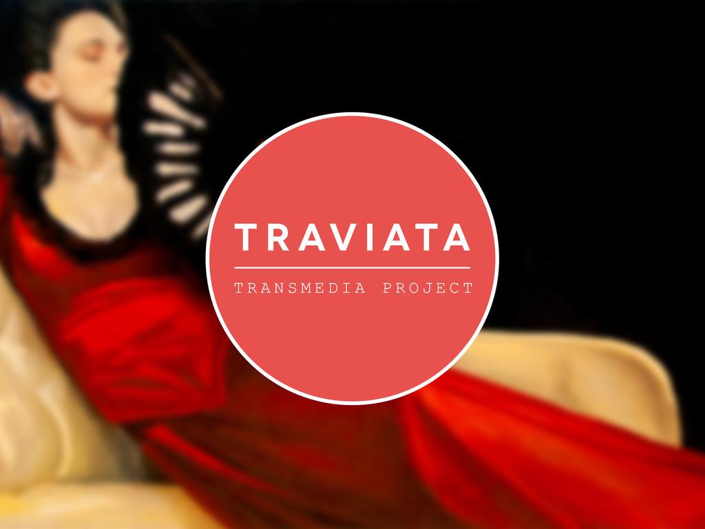 Traviata: a transmedia art project.'s video poster