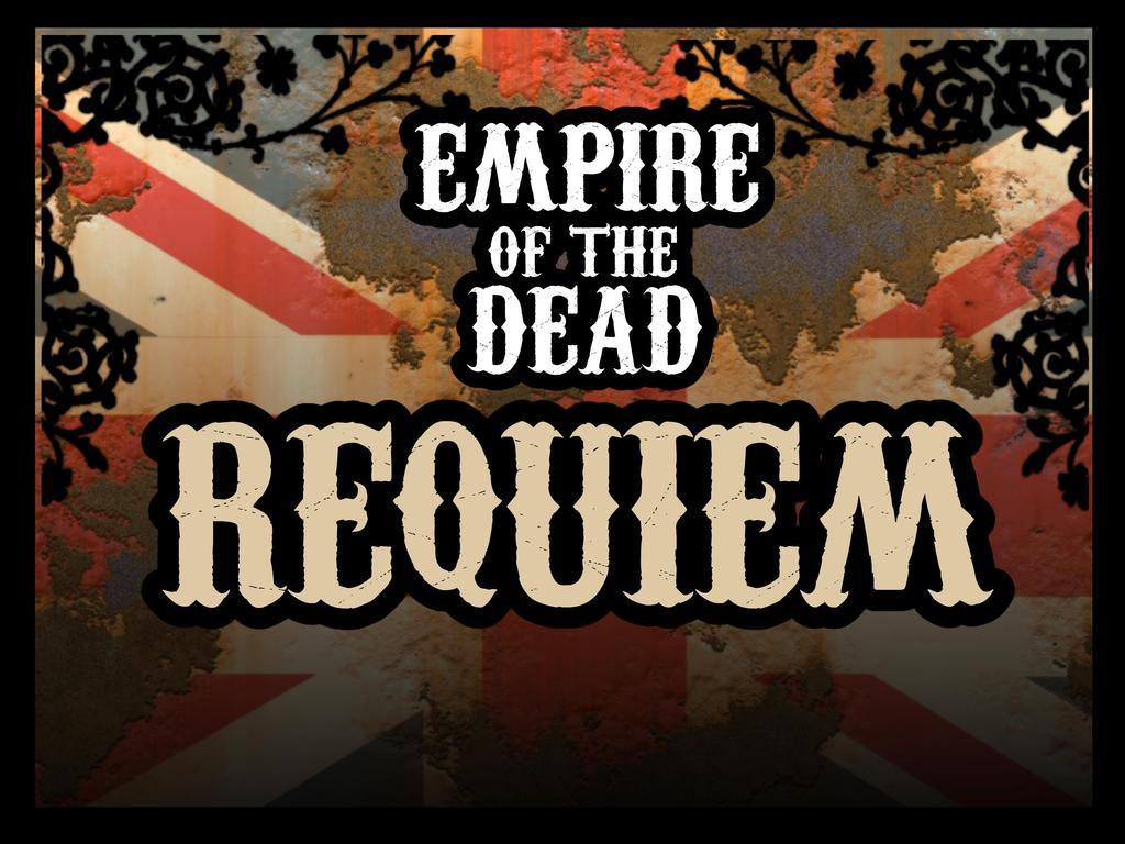 Empire of the Dead: REQUIEM's video poster