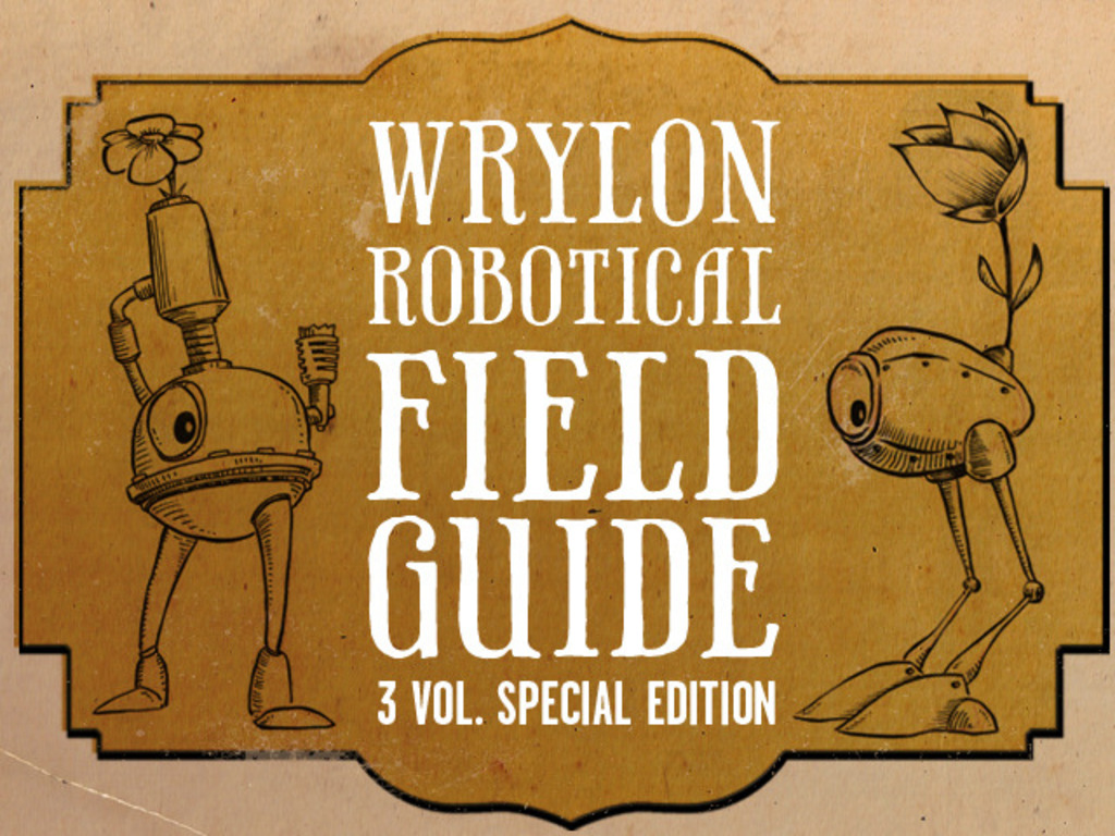 Wrylon Robotical Field Guides's video poster