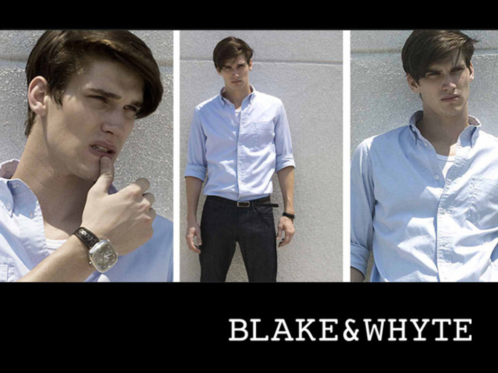 BLAKE&WHYTE: menswear, made in new york.'s video poster