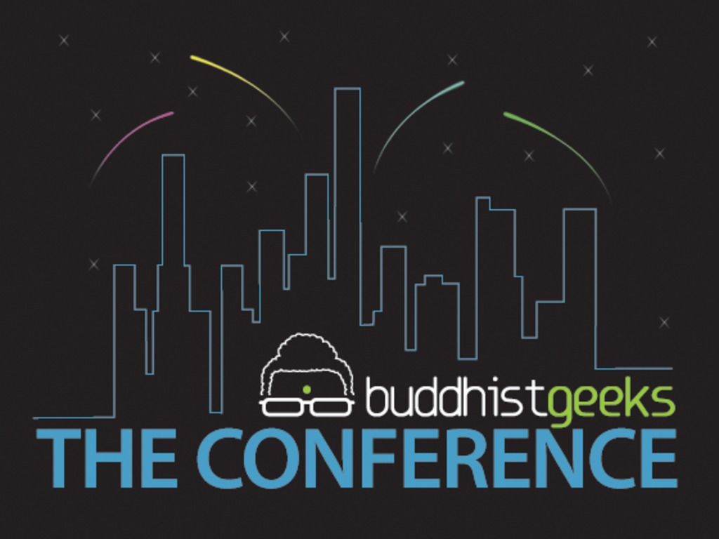 Buddhist Geeks Conference 2012's video poster