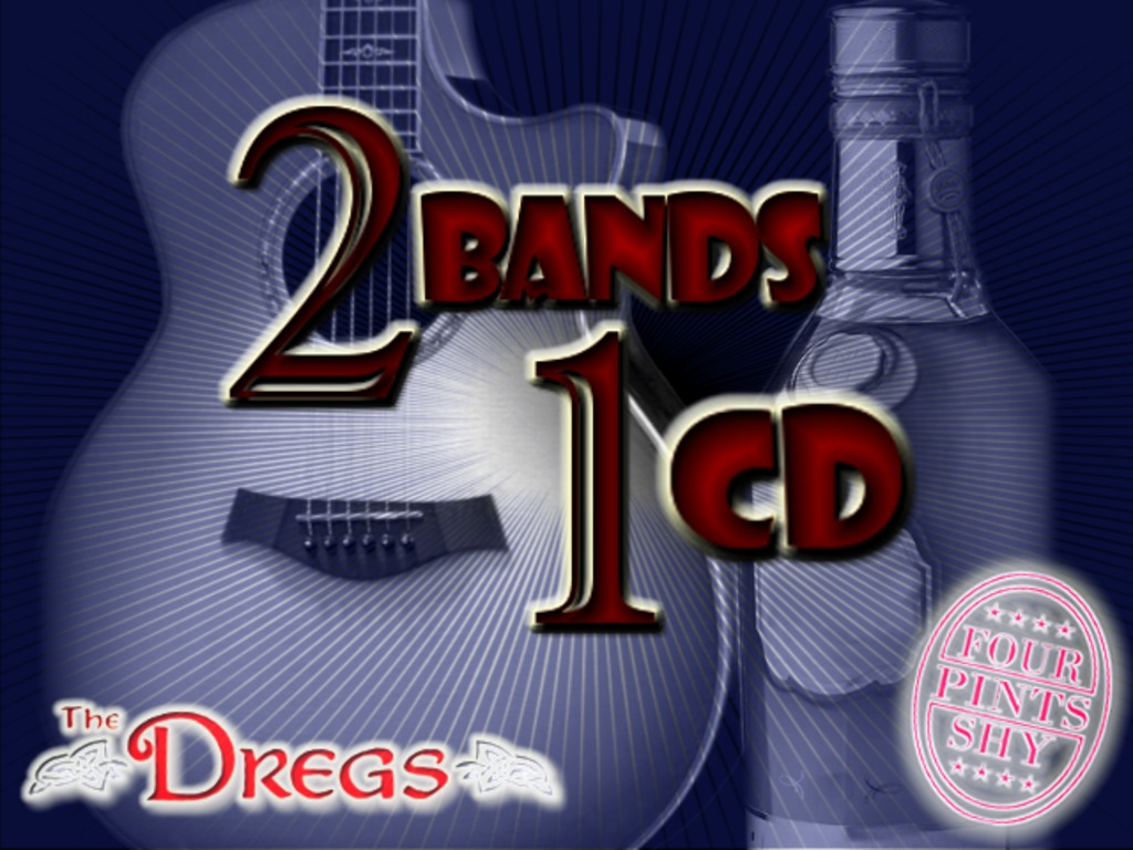 Dregs/4 Pints Shy Live CD Production's video poster