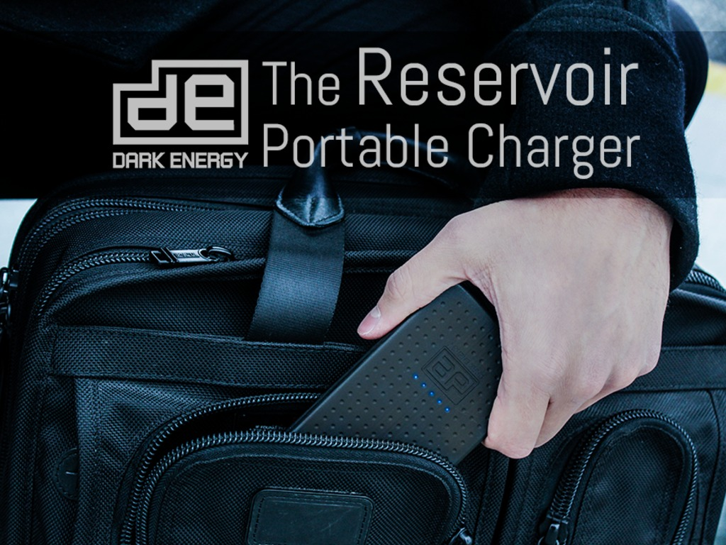 Dark Energy Reservoir: Premium Portable Charger's video poster