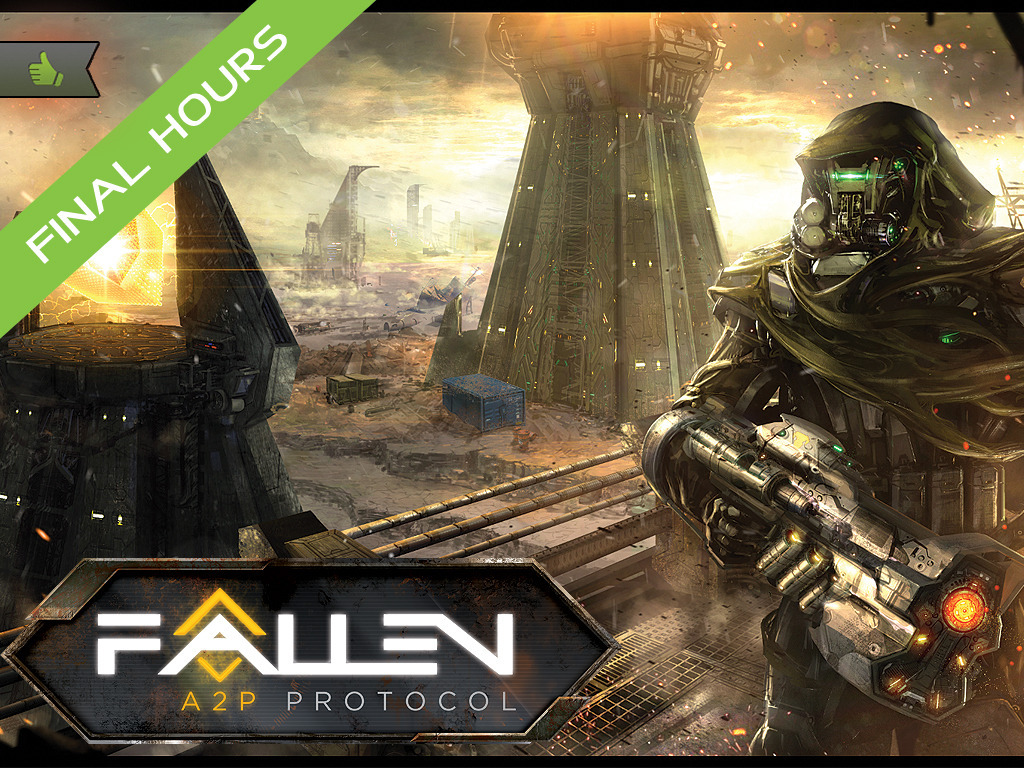 Fallen: A2P Protocol's video poster