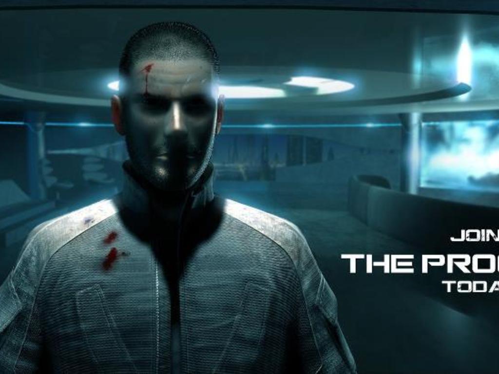 The Program Sci-Fi Short's video poster