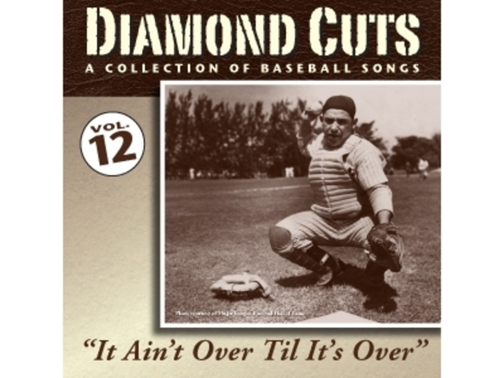 Diamond Cuts: A celebration of baseball in song,serving kids's video poster