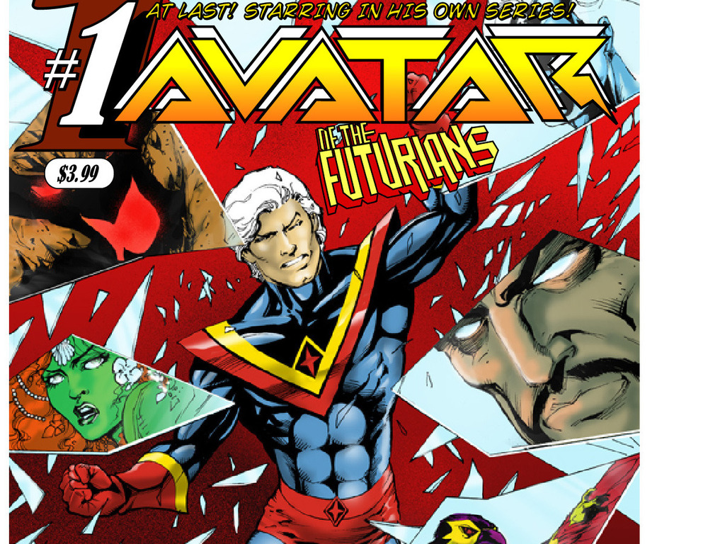 Avatar of the Futurians Returns (Canceled)'s video poster