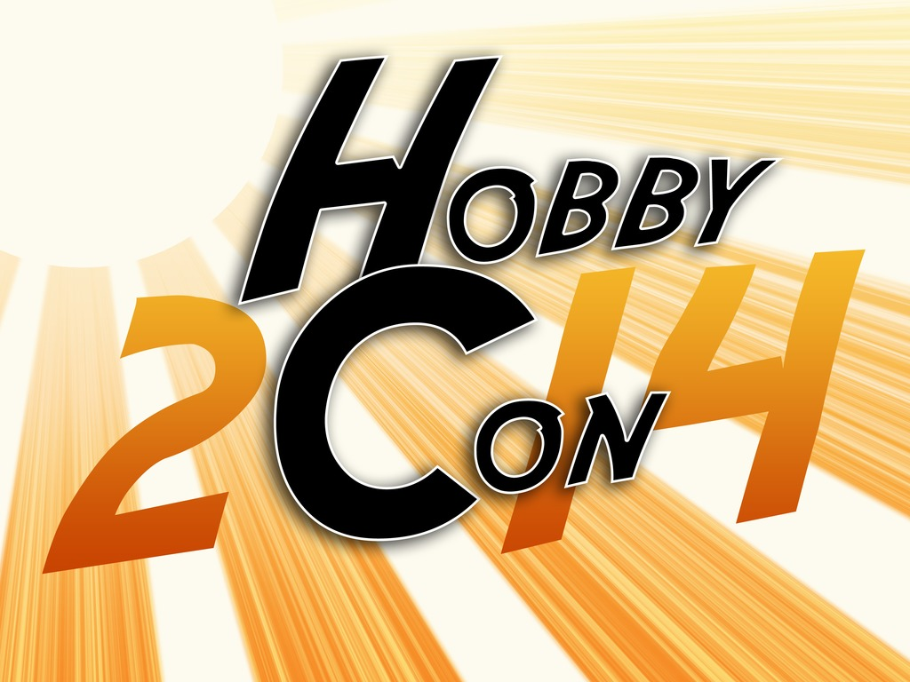 Hobby-Con 2014's video poster