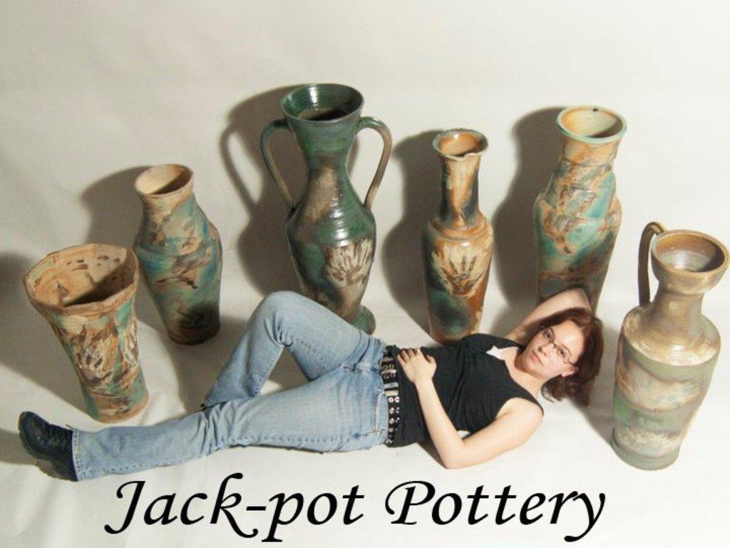 the jack pot