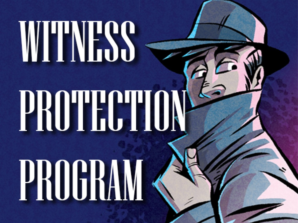 Witness Protection Program's video poster