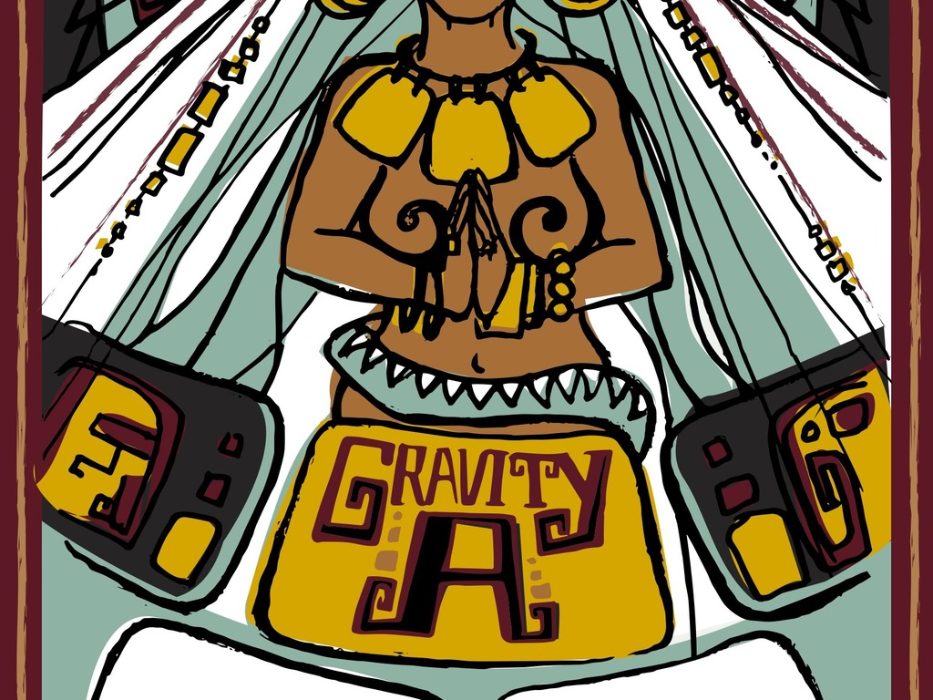Gravity A (New Orleans Funktronica) Full Length Album's video poster