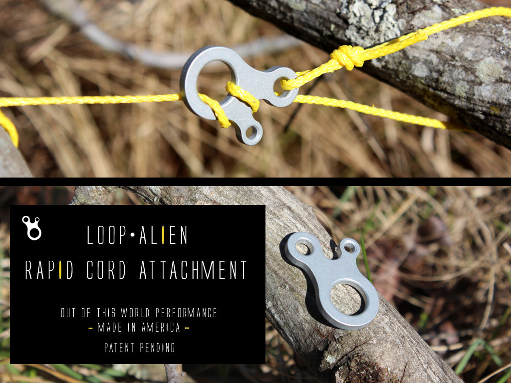 LoopAlien - Rapid Cord Attachment's video poster