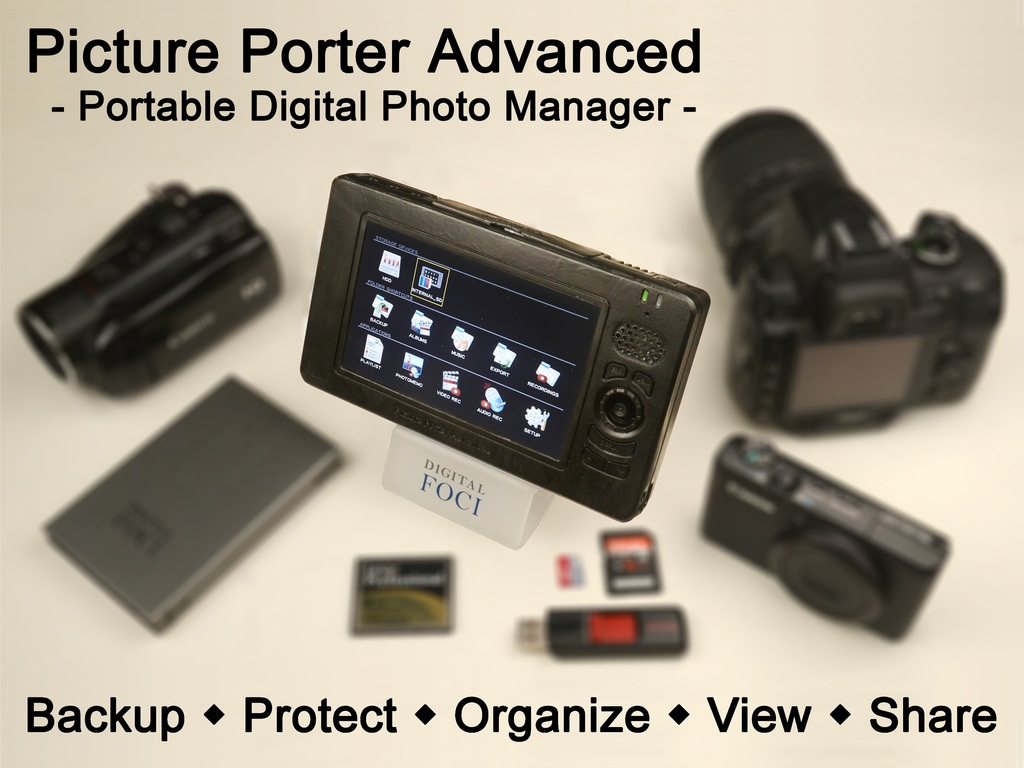 Picture Porter - Essential Digital Photo Manager's video poster