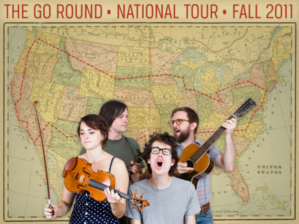 The Go Round Goes on Tour - Fall 2011's video poster