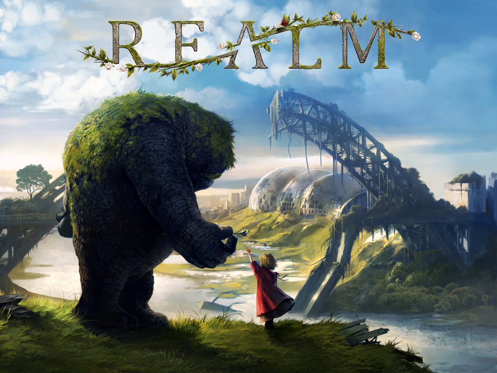 The Realm Game's video poster