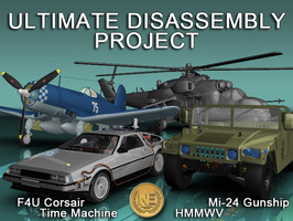 Ultimate Disassembly