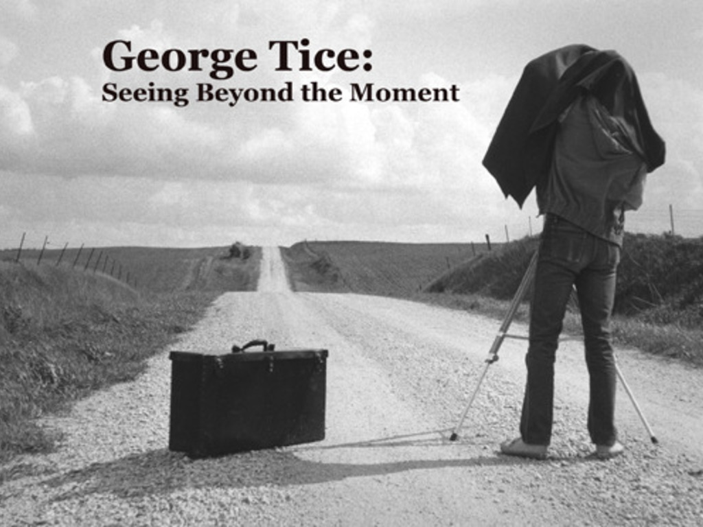 George Tice: Seeing Beyond the Moment's video poster