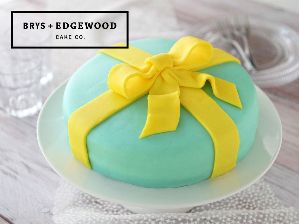 Brys + Edgewood Fondant Cake Kits's video poster