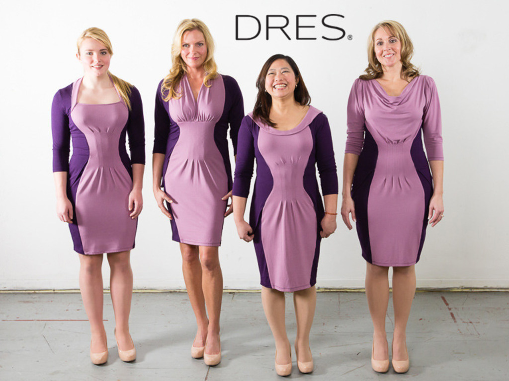 DRES: Clothing For Your Body Shape's video poster