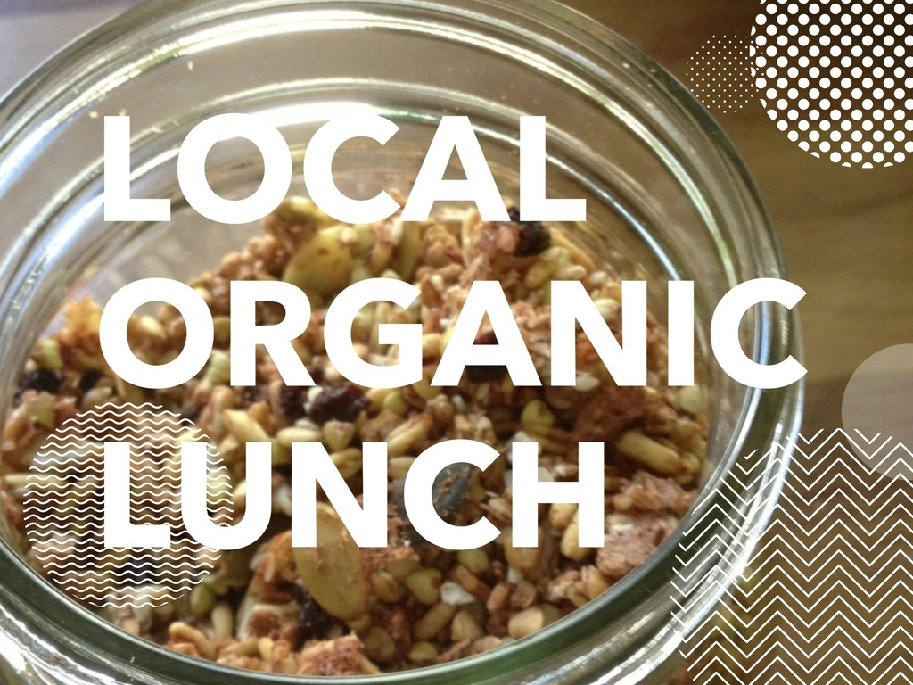 LOCAL ORGANIC LUNCH's video poster