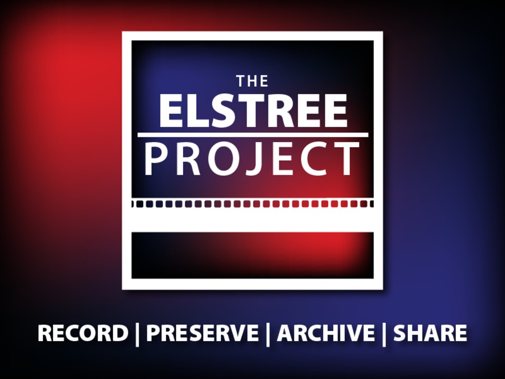 The Elstree Project's video poster