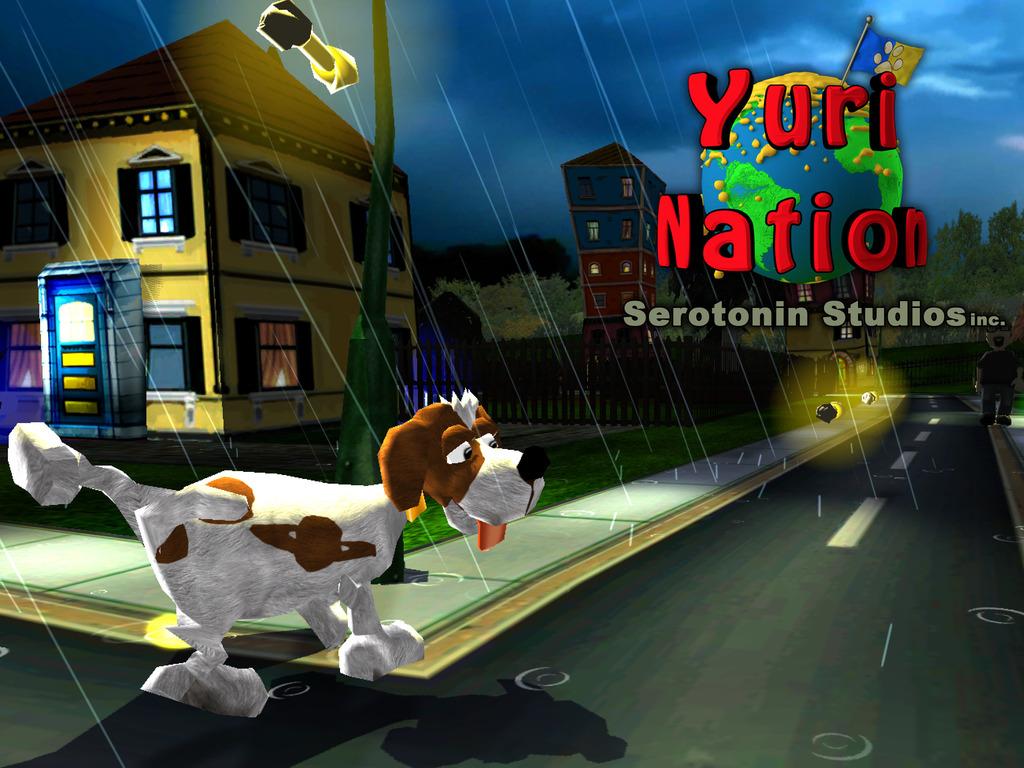 Yuri Nation's video poster
