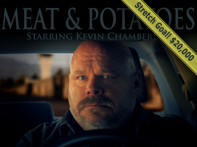 Meat and Potatoes (Starring Kevin Chamberlin) by Molehill ...  Kevin
