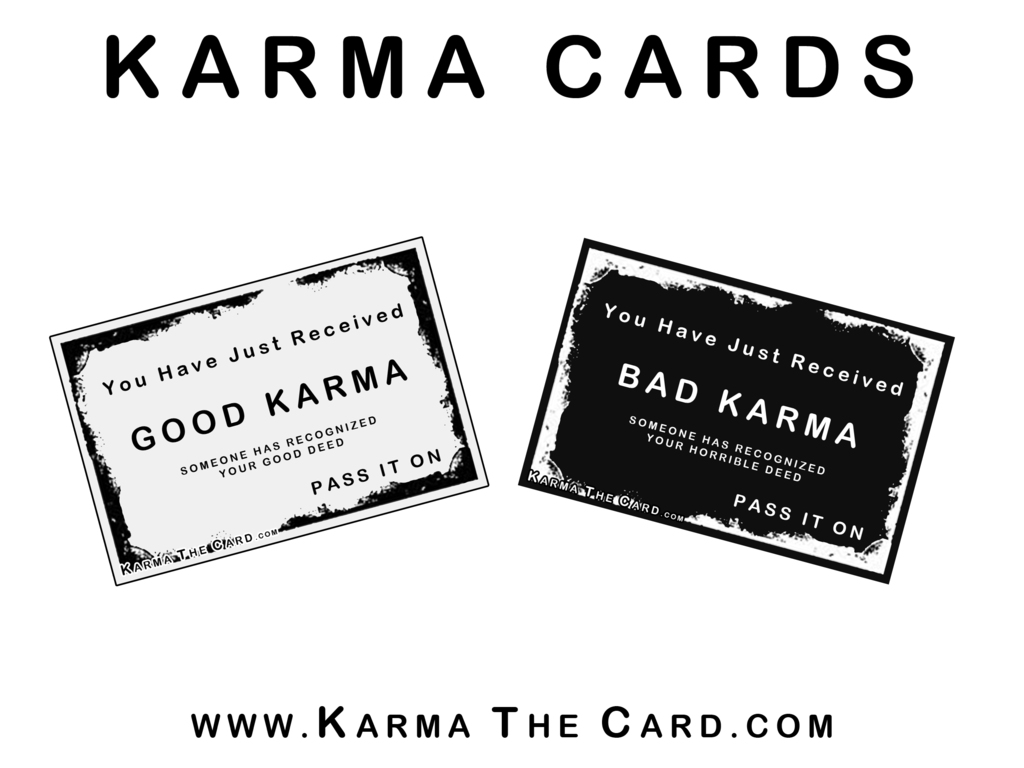 Karma Cards's video poster