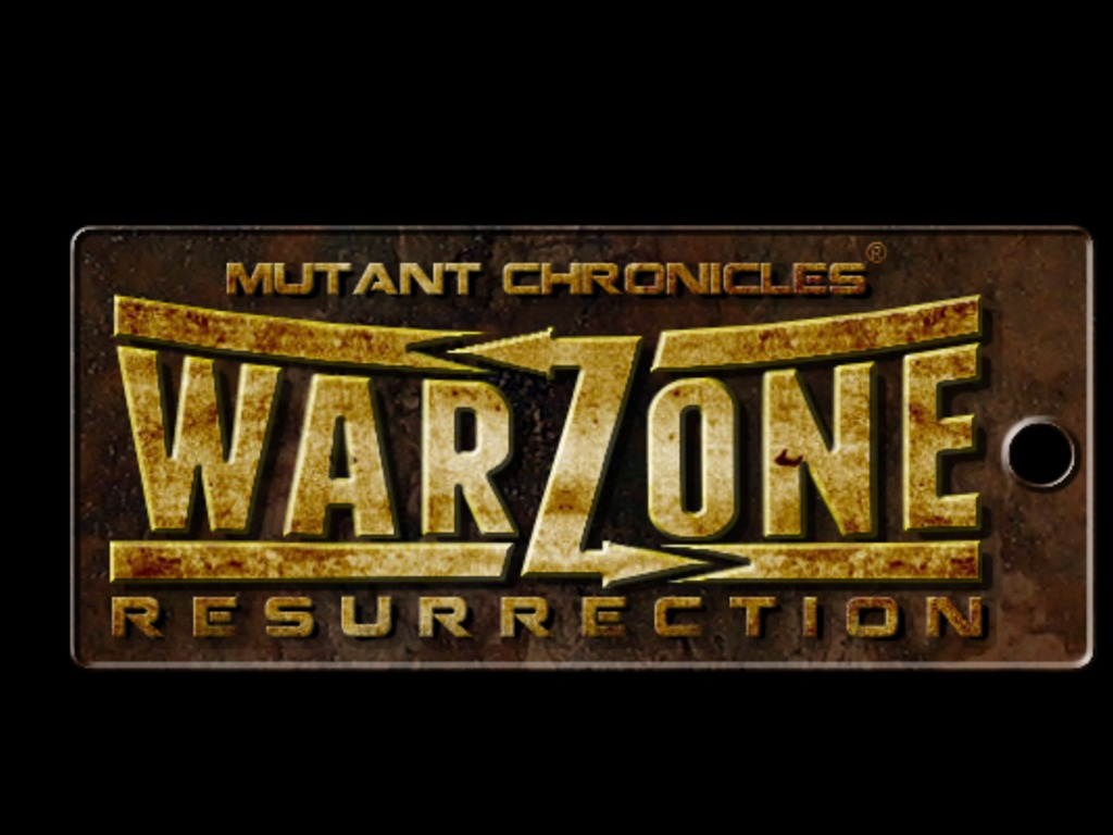 Mutant Chronicles Warzone Resurrection-28mm Miniatures Game's video poster
