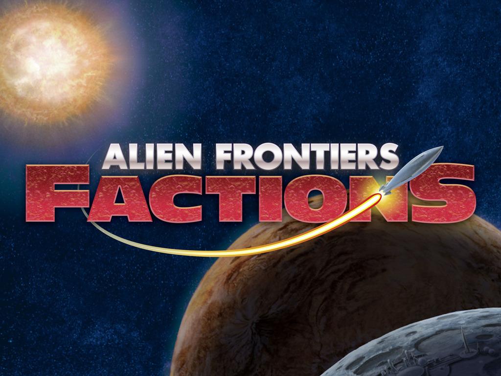 Alien Frontiers: Factions's video poster