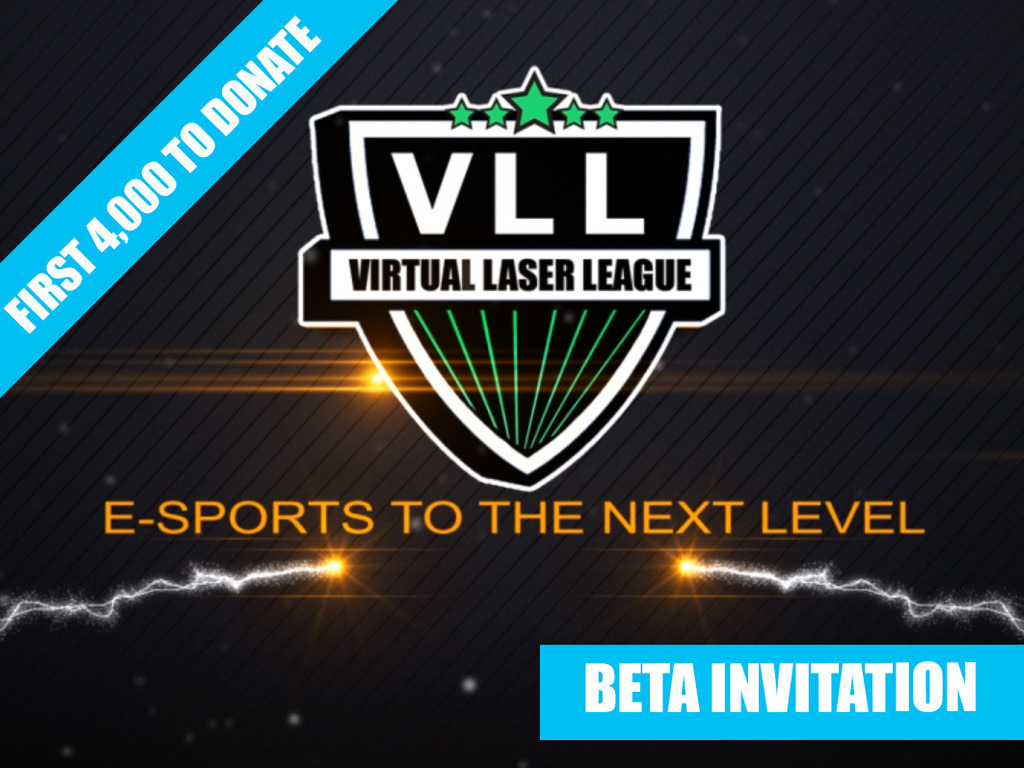 Virtual Laser League - The Next Big E-Sport! (Suspended)'s video poster