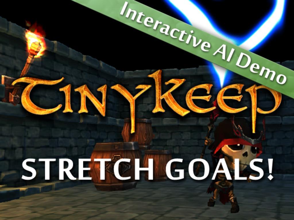 TinyKeep - AI Focused Dungeon Crawler's video poster