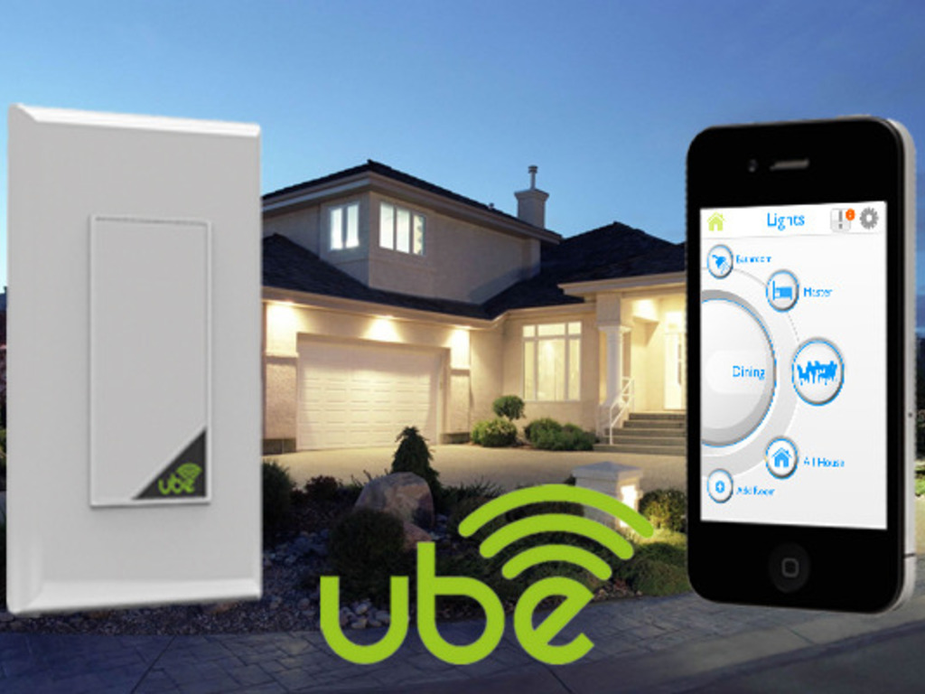 Ube WiFi Connected Smart Light Dimmer's video poster