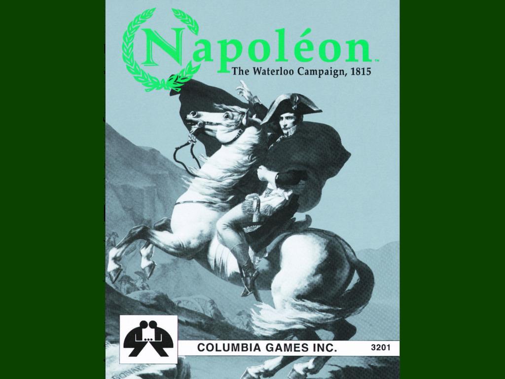 Napoleon's video poster