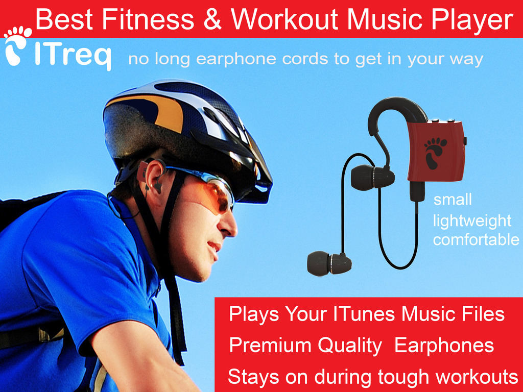 Music Player for Running, Workouts & Your Active Lifestyle's video poster