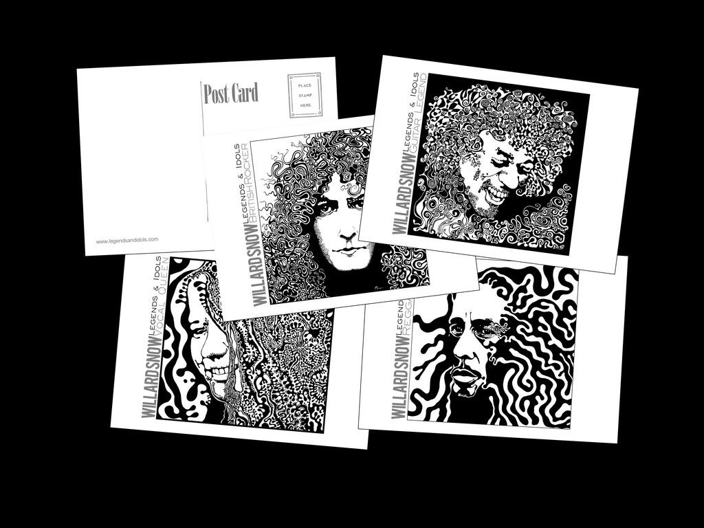 Legends & Idols: An Art (Music) Project's video poster