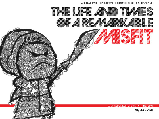 The Life & Times of a Remarkable Misfit