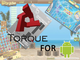 Torque 2D MIT Game Engine for Android based devices