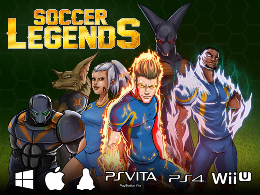 Soccer Legends, tactical turn-based soccer manager!'s video poster