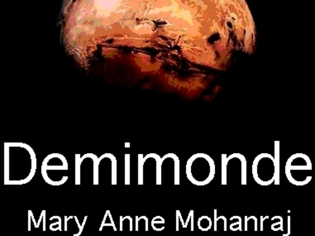 Demi-Monde:  an erotic science fiction novel-in-stories's video poster