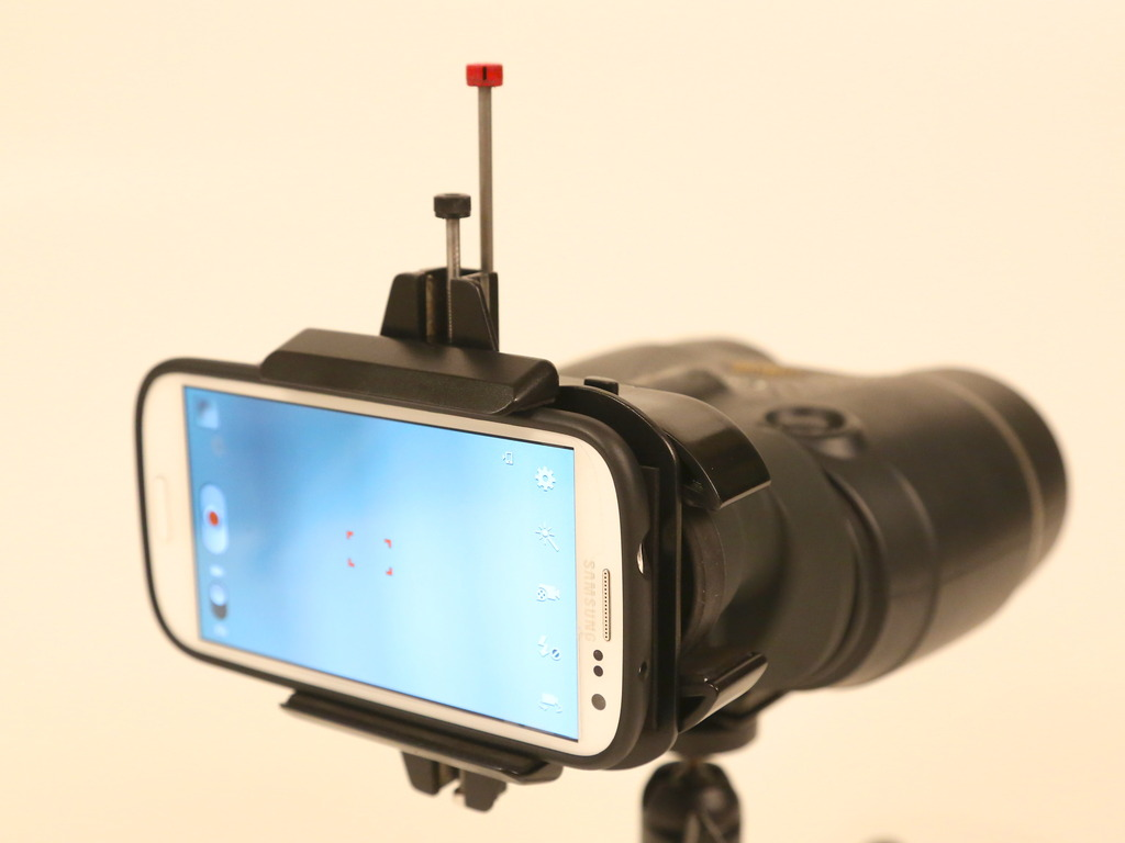 Snapzoom: The Universal Smartphone Scope Adapter's video poster
