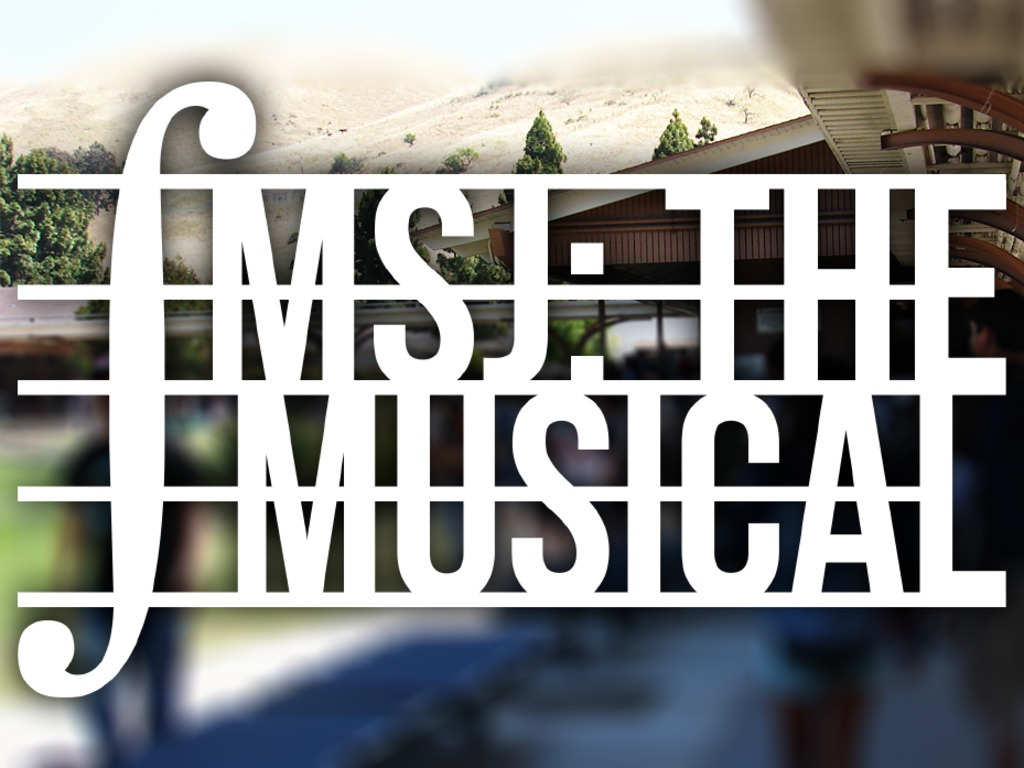 MSJ: The Musical's video poster