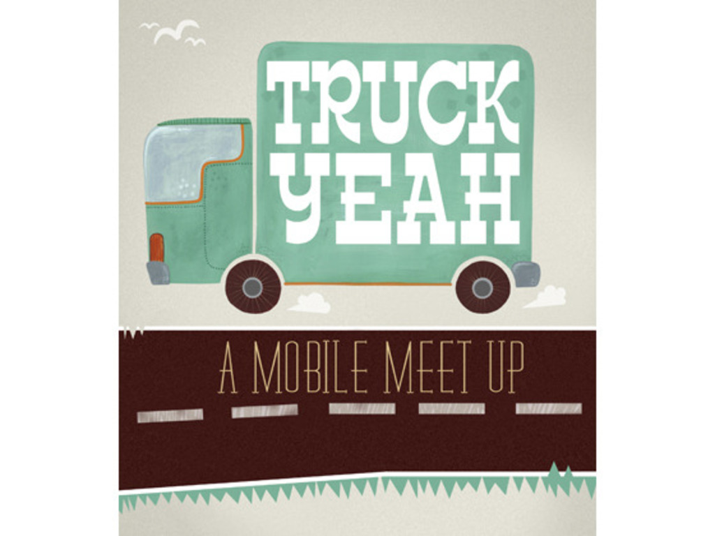 Truck Yeah: A Mobile Meet Up's video poster