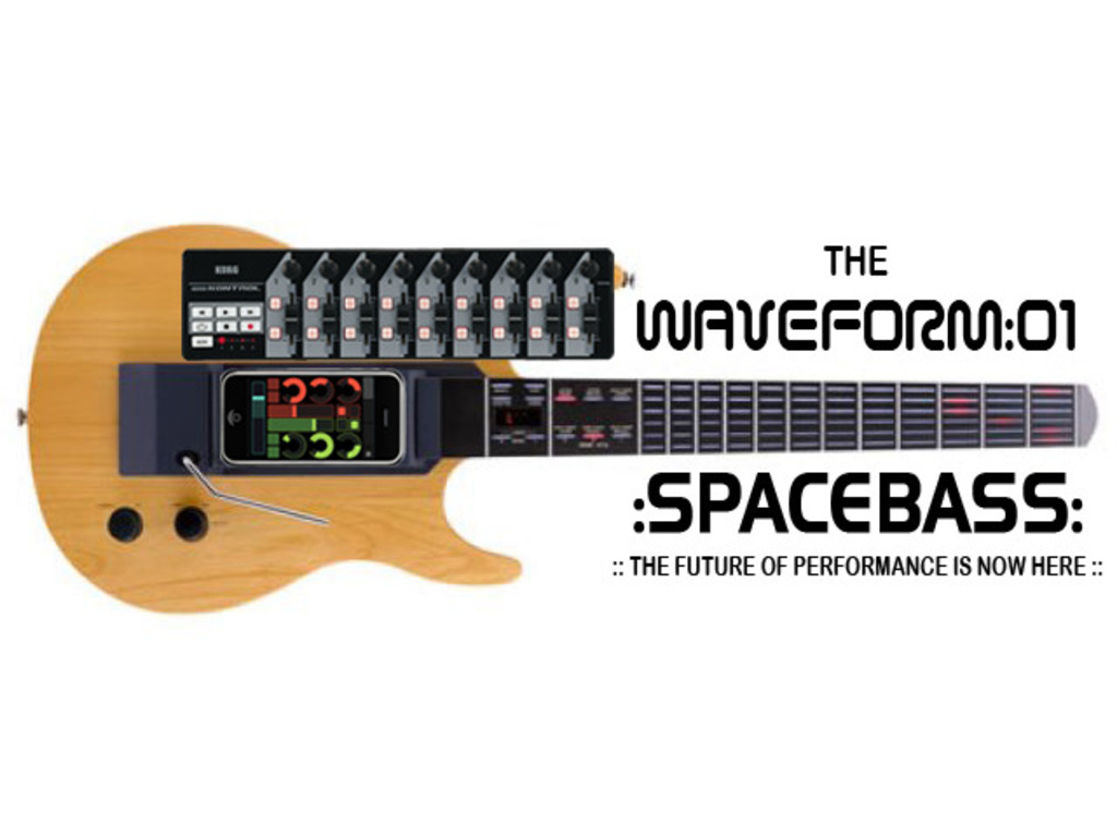 THE SPACEBASS:01 (SPECIAL FIRST EDITION)'s video poster